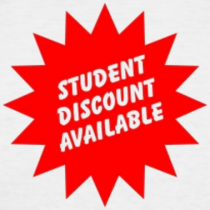 student-discount-available